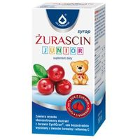 Żurascin Junior syrop 100 ml (5904960010244)