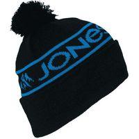czapka zimowa JONES - Chamonix (BLK-BLUE)