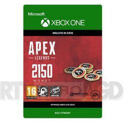 Microsoft Apex legends - 2150 monet [kod aktywacyjny] xbox one