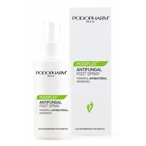 Podoflex antifungal foot spray przeciwgrzybiczy spray do stóp (100 ml) Podopharm - Ekstra oferta