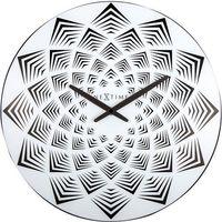 Zegar ścienny Nextime Bloom