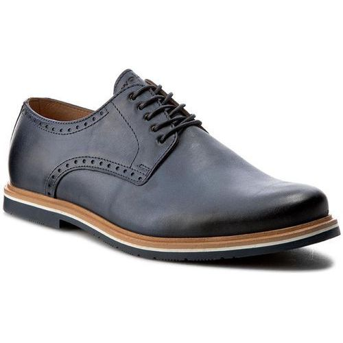 a7dd13ef21c8c Sneakersy - 6016-56 Granatowy, kolor niebieski (Wojas) opinie + ...