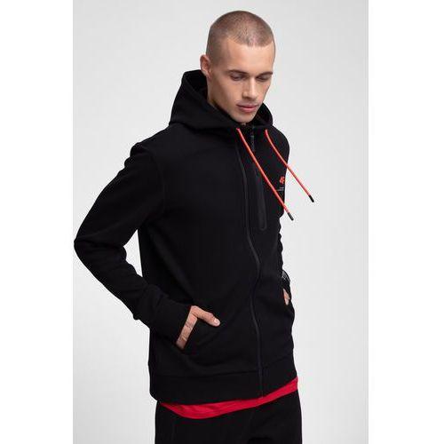 3c91b2d70561b3 Bluza męska BLM220 - głęboka czerń, kolor czarny - sklep ...