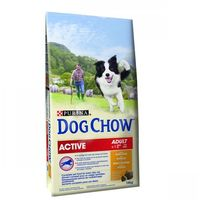 PURINA Dog Chow Adult Active Chicken 14kg