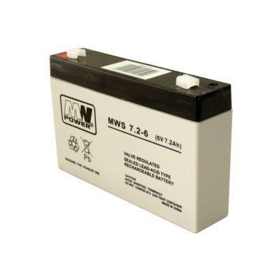 Akumulatory żelowe AGM MW Power P.P TELETROM / VOLTY.PL