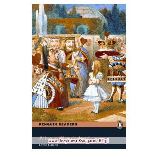 Alice in Wonderland Penguin Readers. + MP3 CD (43 str.)