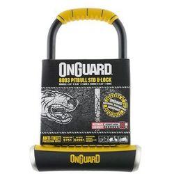 Onguard Pitbull STD 8003 Zapięcie typu U-lock 115x230mm Ø14 mm ż U-locki