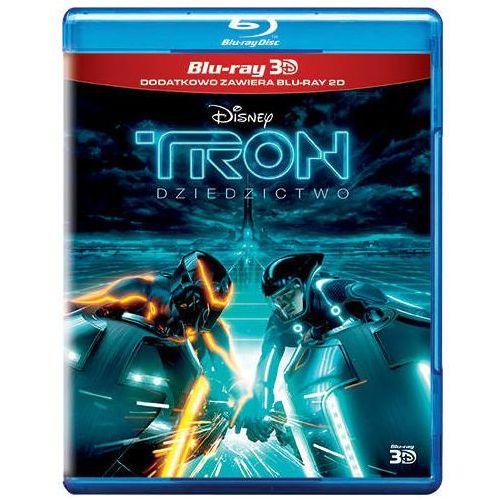Tron: Dziedzictwo 3D (Blu-Ray) - Joseph Kosinski DARMOWA DOSTAWA KIOSK RUCHU (7321917503105)