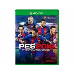 Pro Evolution Soccer 2018 (Xbox One)