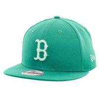 czapka z daszkiem NEW ERA - Fashion Ess 9Fifty Bosred Teal/Wht (TEAL/WHT)