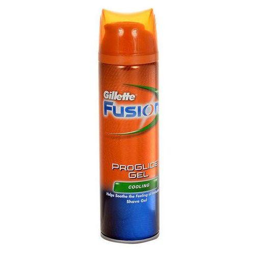 Gillette Fusion Proglide żel chłodzący do golenia (Cooling Shave Gel) 200 ml