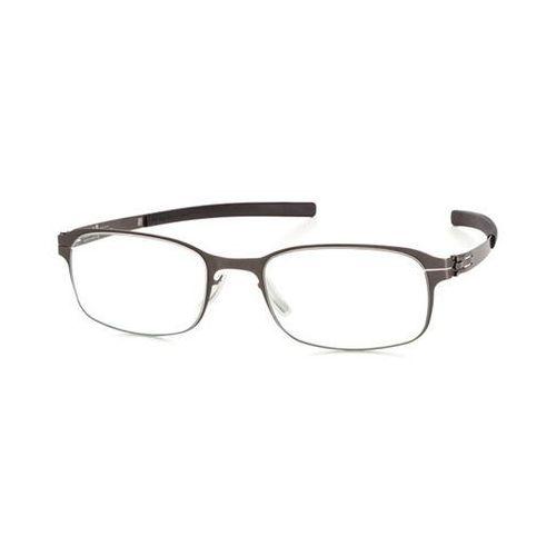 Ic! berlin Okulary korekcyjne m1275 133 am dachsbau graphite