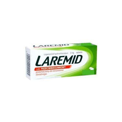 Tabletki Laremid 2mg x 20 tabletek