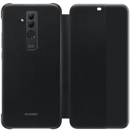 etui do huawei mate 20 lite z klapką czarne 51992653 marki Huawei