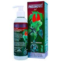 GorVita Pneumovit żel do wcierań inhalacji na zatkany nos zatoki katar ułatwia oddychanie - olejki (5907636994213)