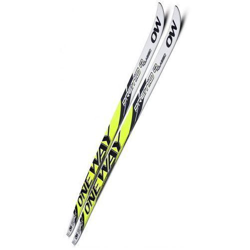 narty biegowe premio 9 classic 196 marki One way