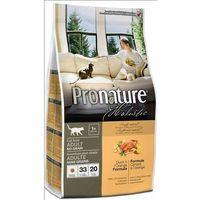 holistic dla kotów dorosłych, kaczka i pomarańcze 340g/2,72kg/5,44kg marki Pronature