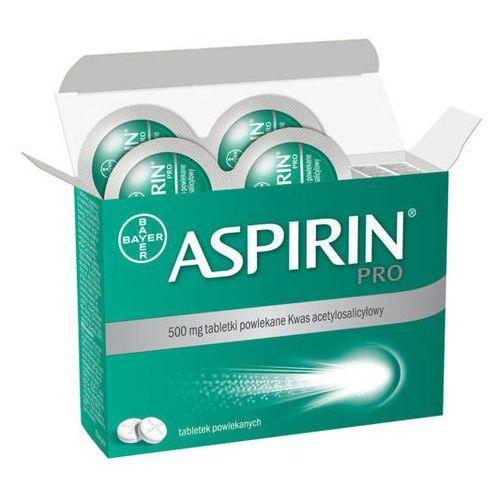 Tabletki Aspirin Pro 500mg x 20 tabletek