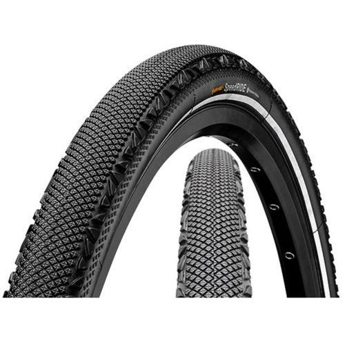 Opona speedride 700 x 42c czarna drut reflex marki Continental