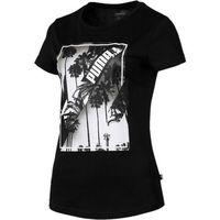 Puma koszulka damska Photo Tee Cotton Black S