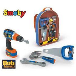 Plecak z narzędziami bob budowniczy marki Smoby