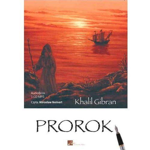 Prorok (audiobook) (9788394181208)