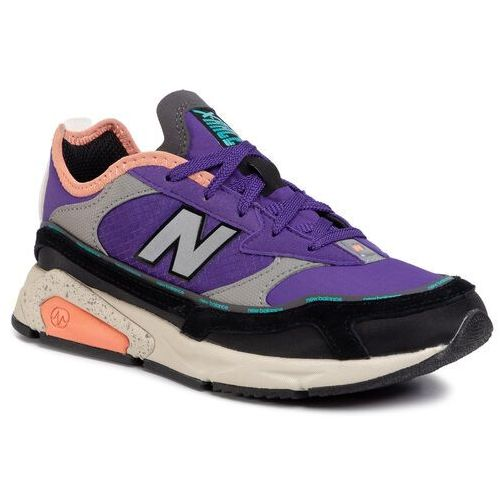 Sneakersy - wsxrcrq fioletowy kolorowy marki New balance