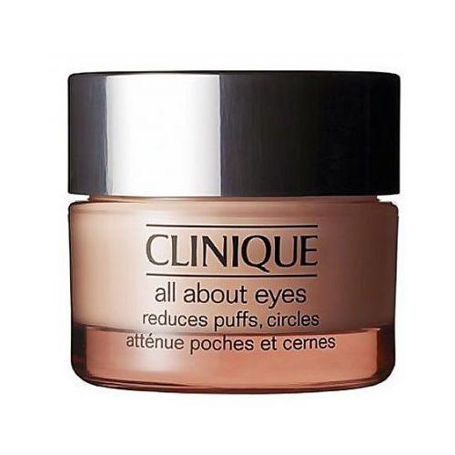 Clinique All About Eyes krem pod oczy 30 ml dla kobiet