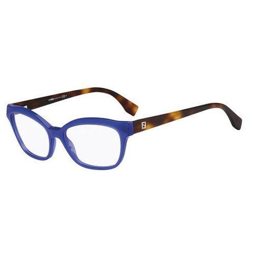 Okulary Korekcyjne Fendi FF 0046 MICROLOGO MHW