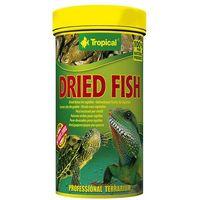 Tropical dried fish - suszone ryby dla gadów 250ml/35g