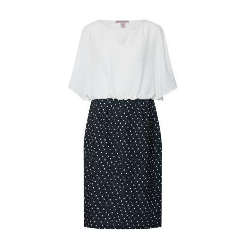 Anna Field Sukienka czarny / biały
