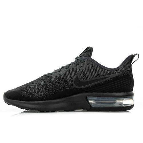 Buty NIKE Air Max Sequent 4 AO4485 002 BlackBlackAnthracite Ceny i opinie Ceneo.pl