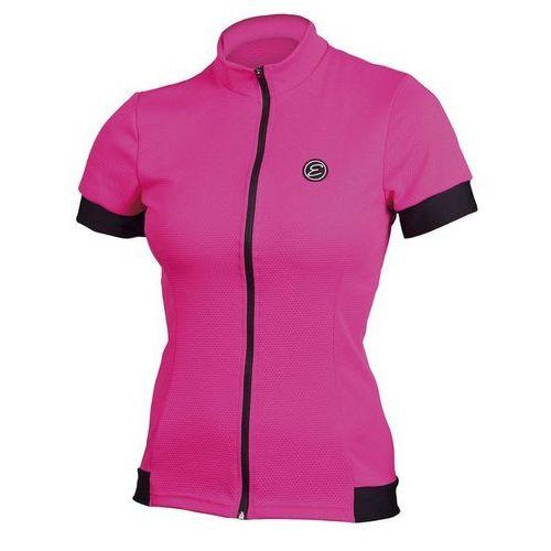 Etape koszulka rowerowa Donna Pink L