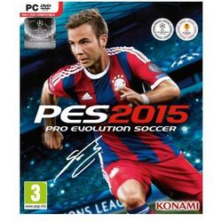 Pro Evolution Soccer 2015 (PC)