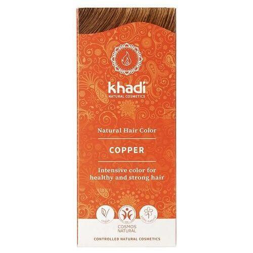 Henna miedziana - Khadi - Bombowa obniżka