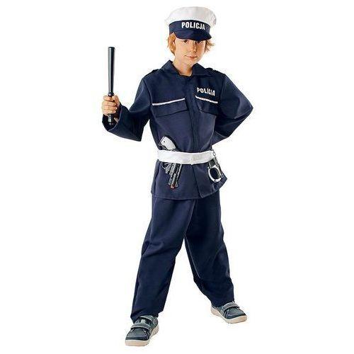 Kostium Policjant - XS - 98/104 cm, POLICJANT I