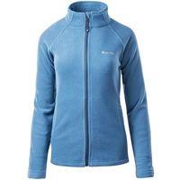 HI-TEC bluza damska Henis L niebieska