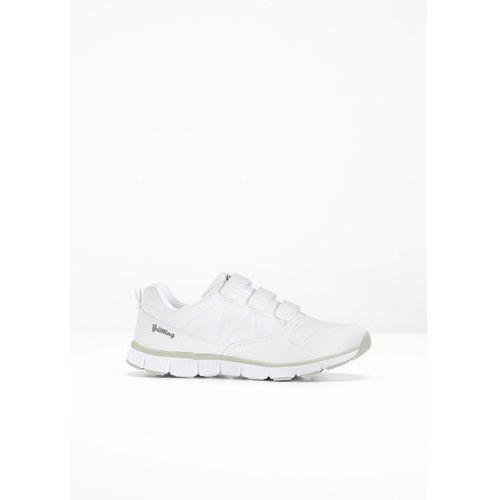 Sneakersy Brütting bonprix jasnoszary, kolor szary