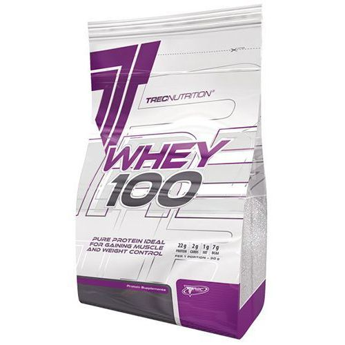 TREC Whey 100 - 500g - Chocolate Sesame