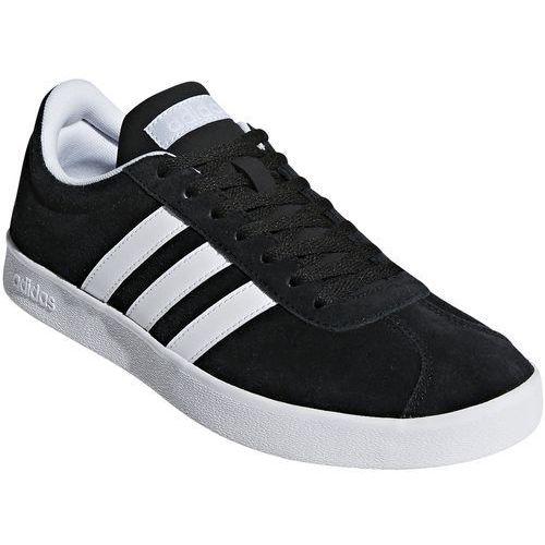 originals trampki niskie 'vl court 2.0' czarny, Adidas, 38-42