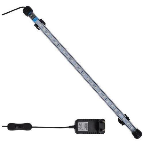 Vidaxl niebieska lampa led do akwarium 48 cm (8718475883968)
