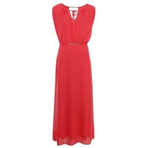 60617e3d64 Czerwona sukienka (Kolor  czerwony