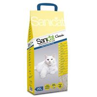 Tolsa sanicat classic - żwirek dla kota sepiolitowy 30l (8411514032302)