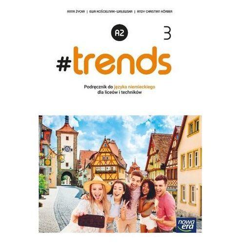 J. niemiecki 3 #trends podr. ne - kościelniak-walewska ewa, życka anna (9788326738951)