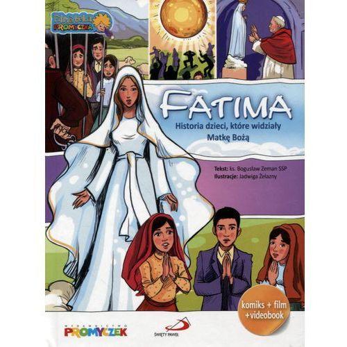 Fatima. Historia dzieci, które widziały Matkę Bożą - ks.Zeman Boguslaw, ks. Bogusław Zeman SSP