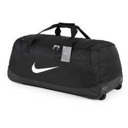 Torba podróżna na kółkach walizka club team swoosh roller bag 3.0 ba5199-010 120 l marki Nike