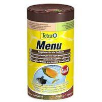 Tetra min menu pokarm dla ryb słodkowodnych 4w1 opak. 100-250ml