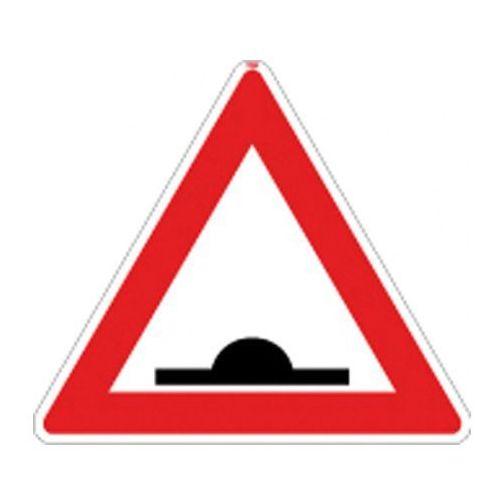Pionowe znaki drogowe - Próg zwalniający
