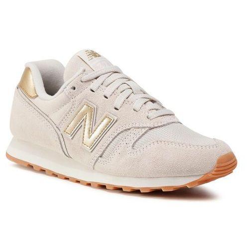 sneakersy wl373fc2 beżowy marki New balance