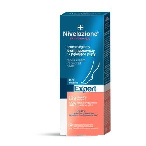 Dermatologiczny krem naprawczy na pękające pięty 75 ml Nivelazione skin therapy